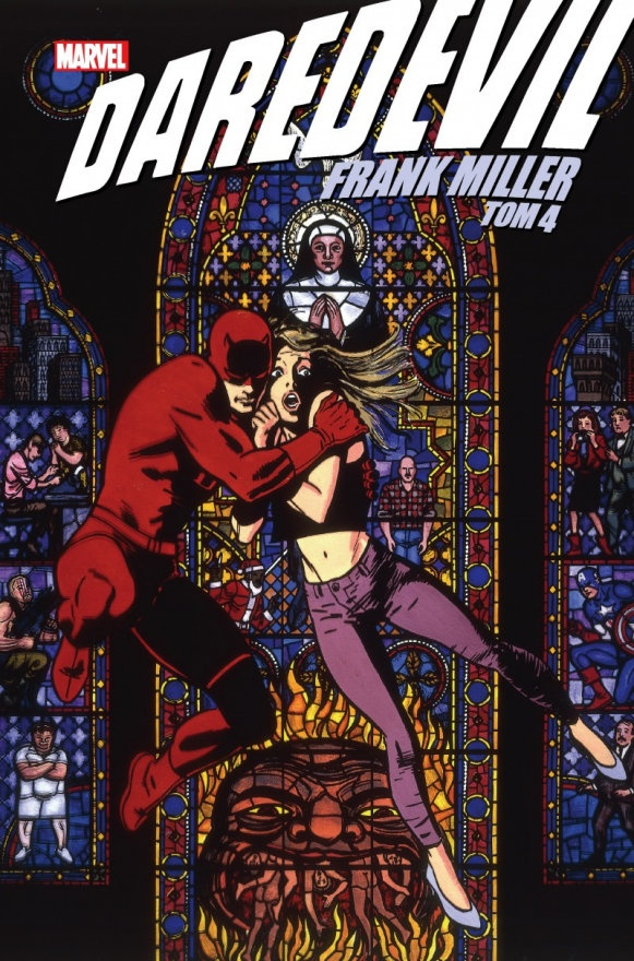 """""""Daredevil"""" (Tom 4) – Recenzja"""