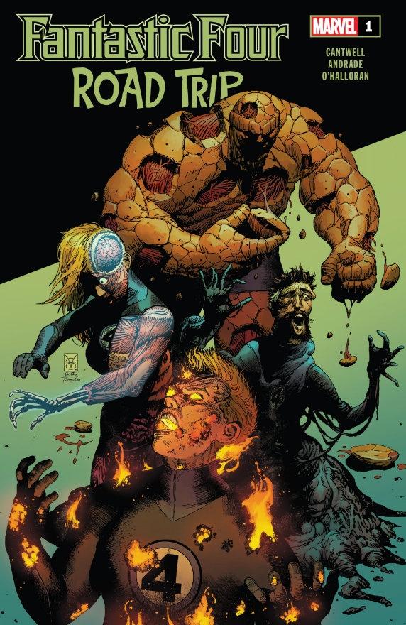 Fantastic Four, Road Trip