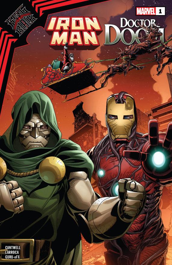 King in Black, Iron Man/Doctor Doom