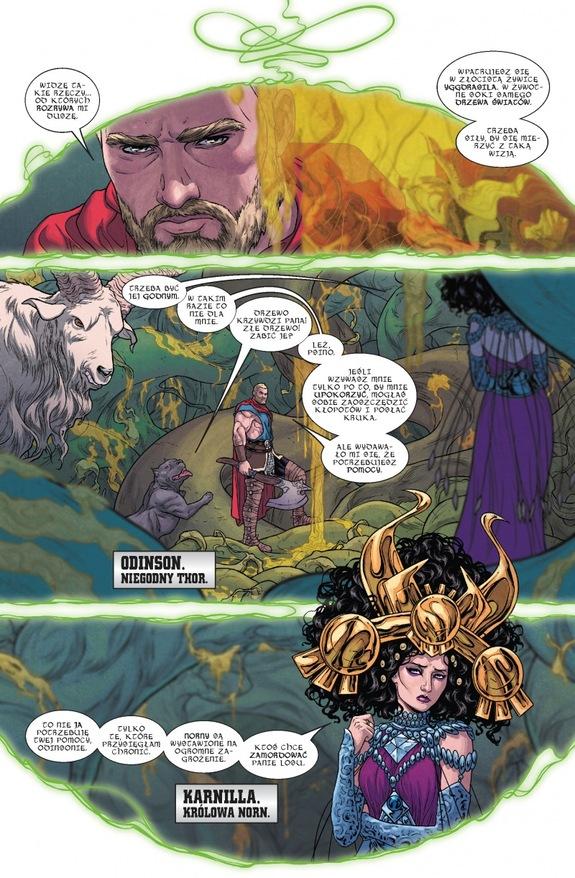 Potężna Thor, Jane Foster