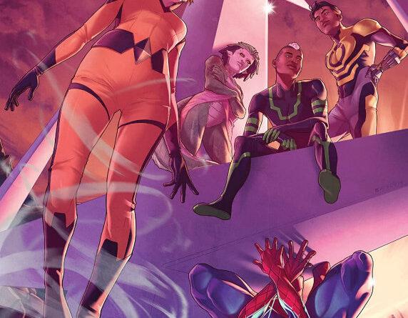 Spider-Man, Inhumans, Podniebne Włócznie