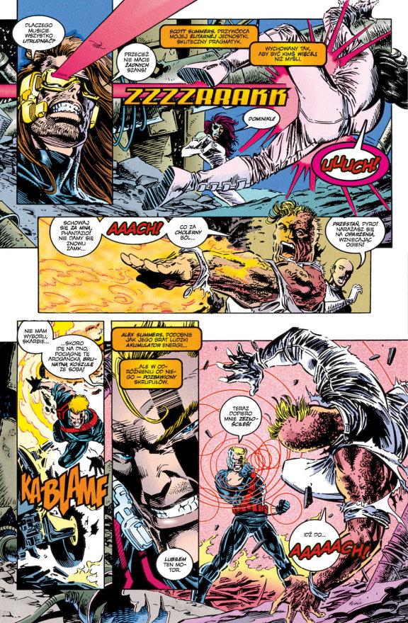 Era Apocalypse'a, X-Men
