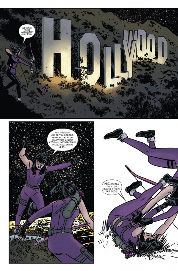 Hawkeye, Kate Bishop