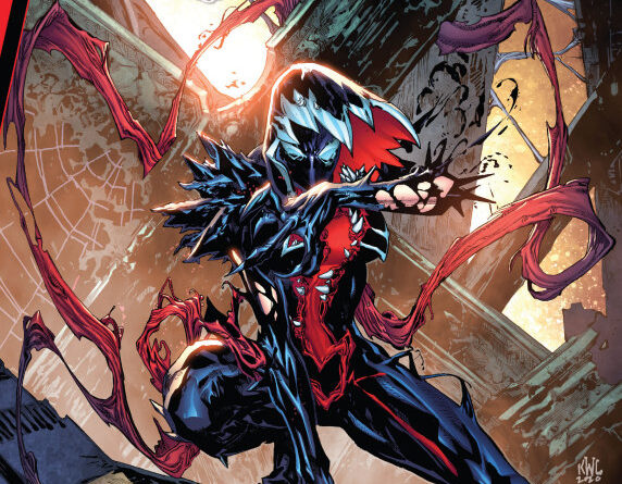 King In Black, Gwenom vs. Carnage