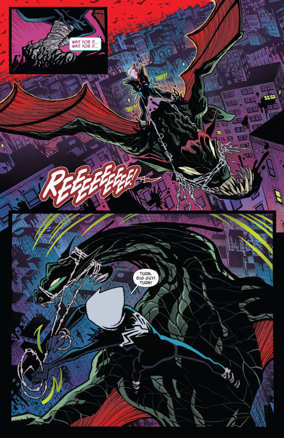King In Black, Gwenom vs. Carnage