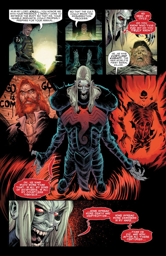King In Black, Planet of The Symbiotes