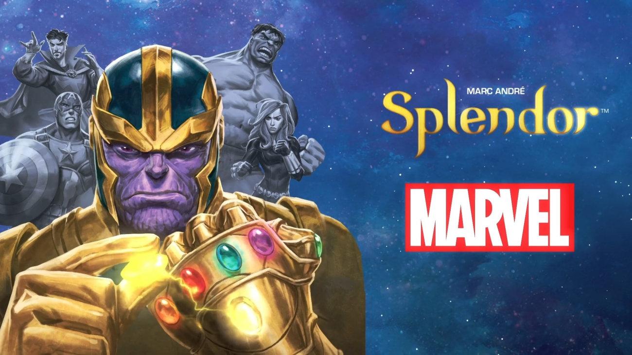 """""""Splendor Marvel"""" (Karcianka/Planszówka) – Recenzja"""