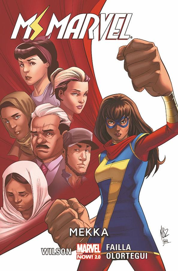 Ms. Marvel, Kamala Khan, Mekka