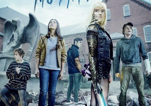 Nowi Mutanci, The New Mutants, DVD
