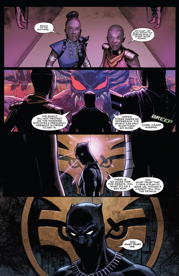 King In Black, Black Panther