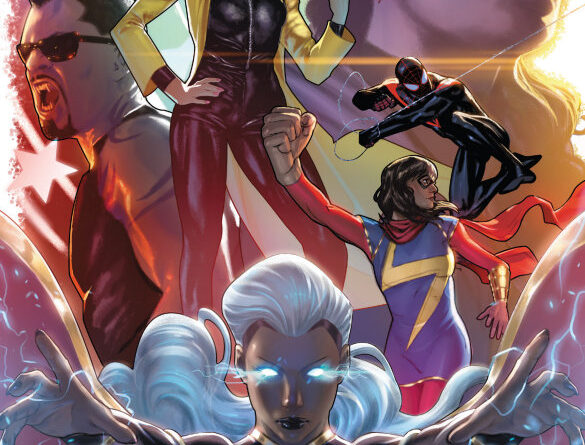 Marvel's Voices Legacy