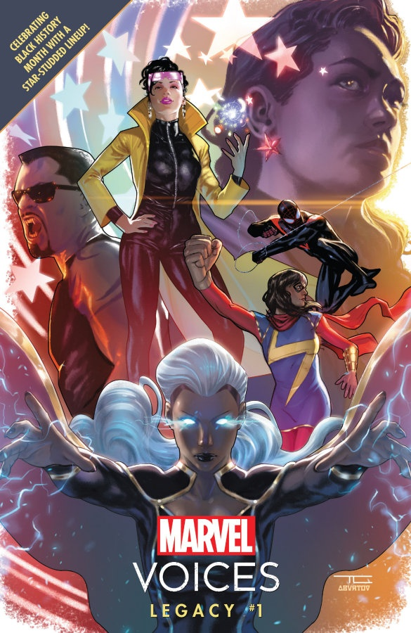 """Marvel's Voices: Legacy #1"" (2021) – Recenzja"