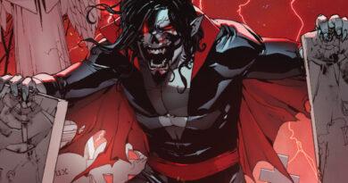 Morbius Bond of Blood