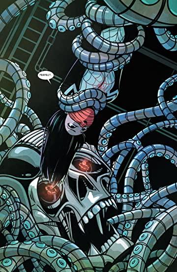 Silk, Superbohaterowie Marvela