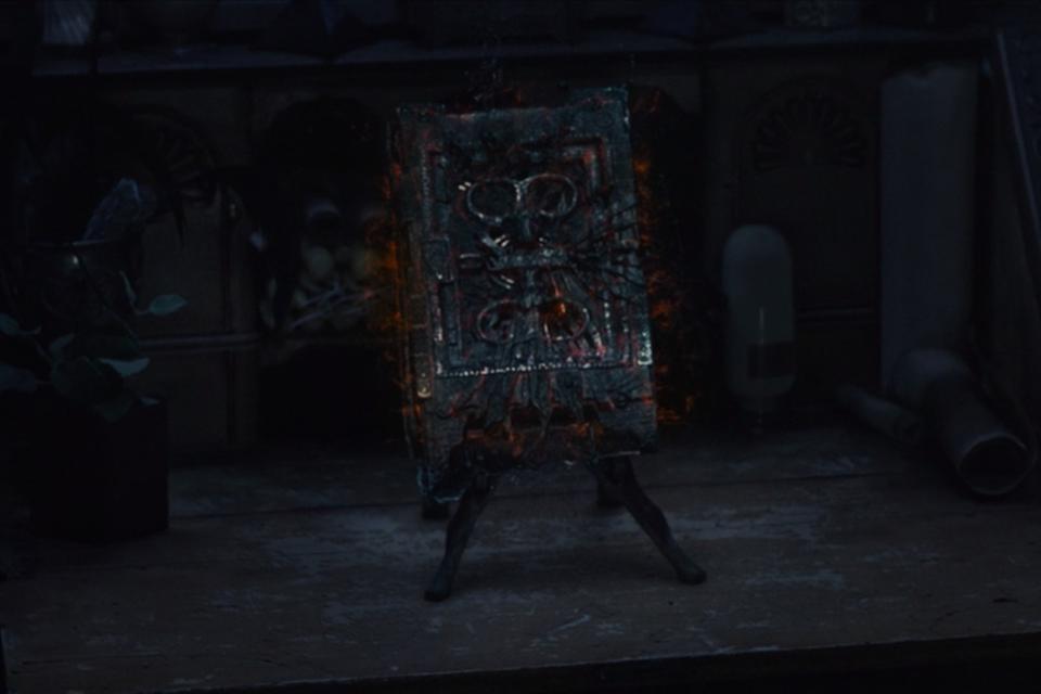 WandaVision, Darkhold