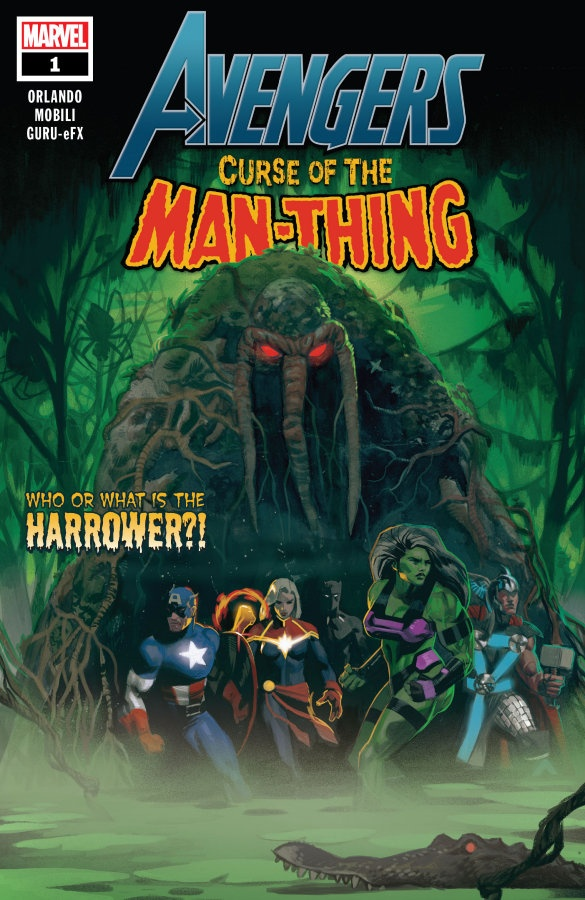 Avengers, Man-Thing