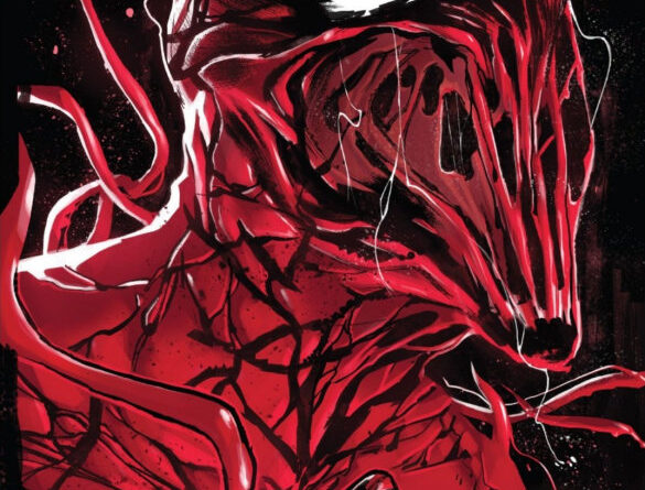 Carnage: Black, White & Blood