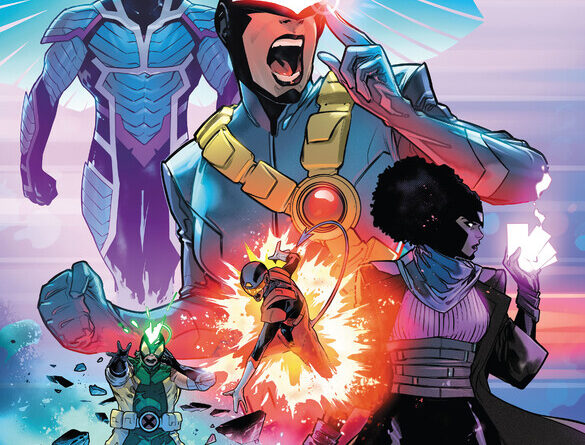 Children Of The Atom, X-Men