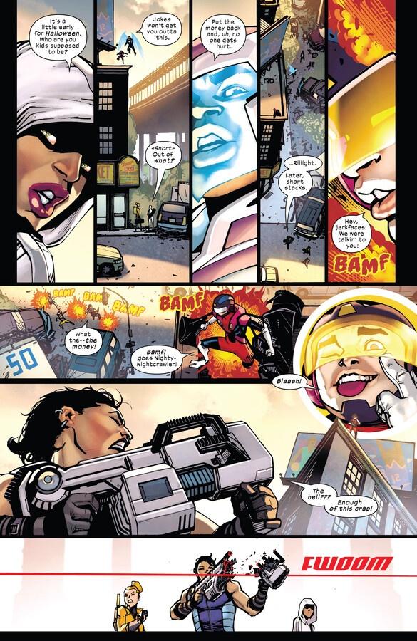 Children Of The Atom, X-Men