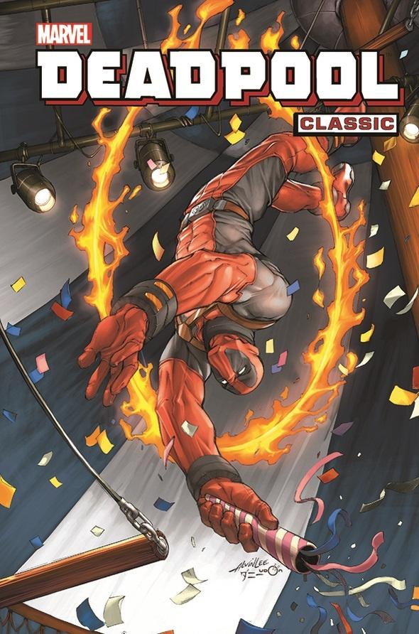 Deadpool Classic, Deadpool
