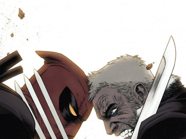 Deadpool kotra Staruszek Logan