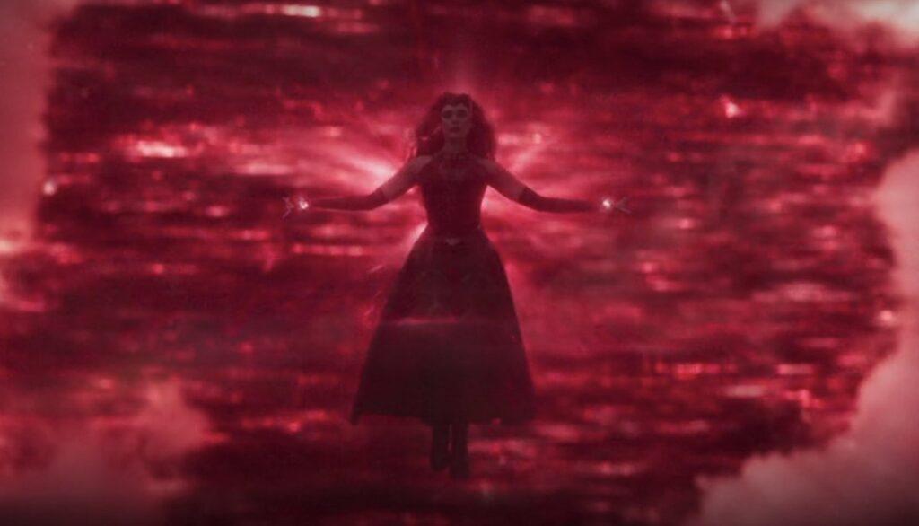 WandaVision, Scarlet Witch