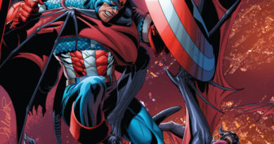 King in Black, Captain America