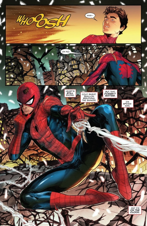 King In Black, Spider-Man