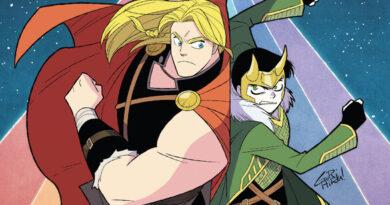 Thor & Loki, Thor, Loki