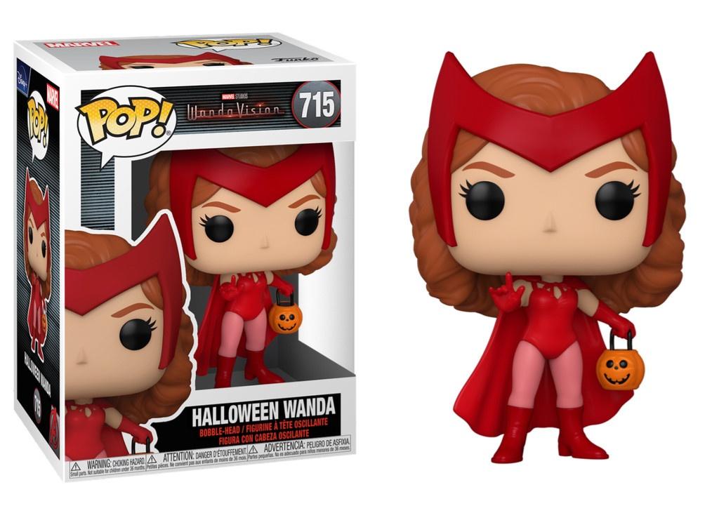 WandaVision, Funko Pop, Pop, Scarlet Witch