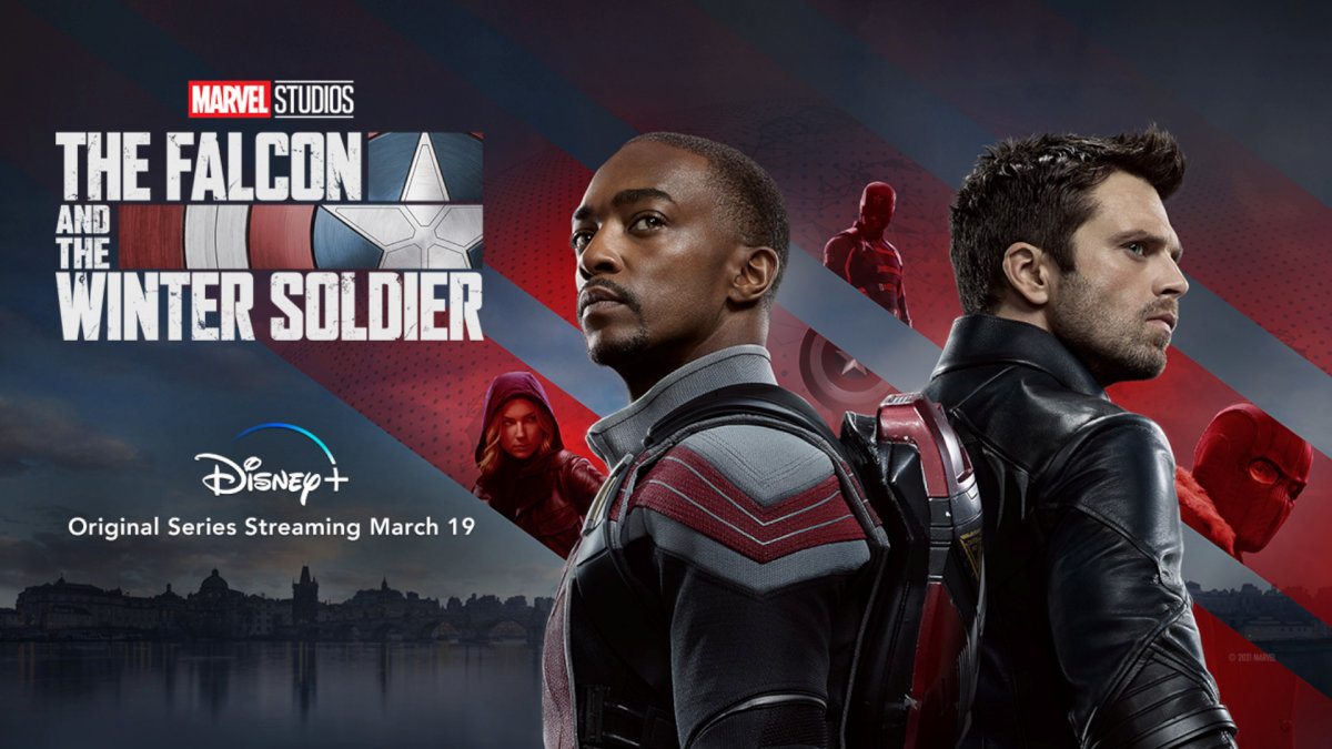 """The Falcon and the Winter Soldier"" (2021) – Recenzja"