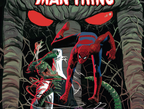 Spider-Man, Curse Of The Man-Thing