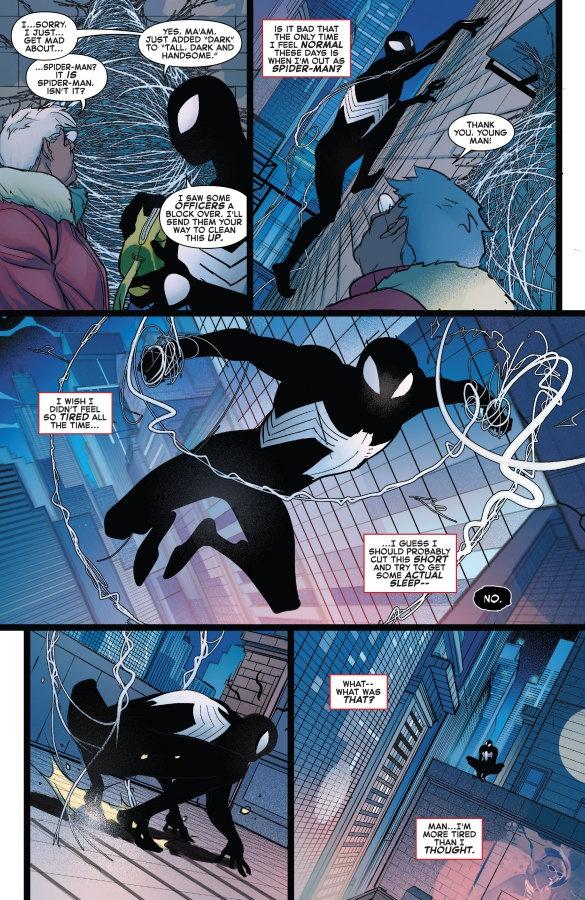 Spider-Man, The Spider's Shadow