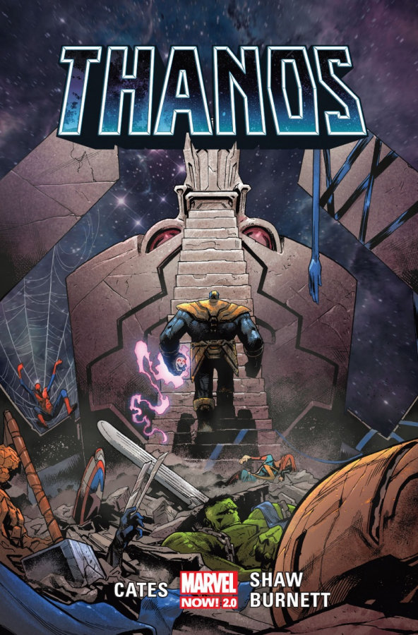 """Thanos"" (Tom 2) – Recenzja"