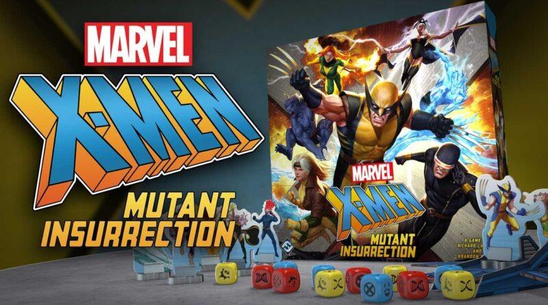 X-Men Bunt Mutantów