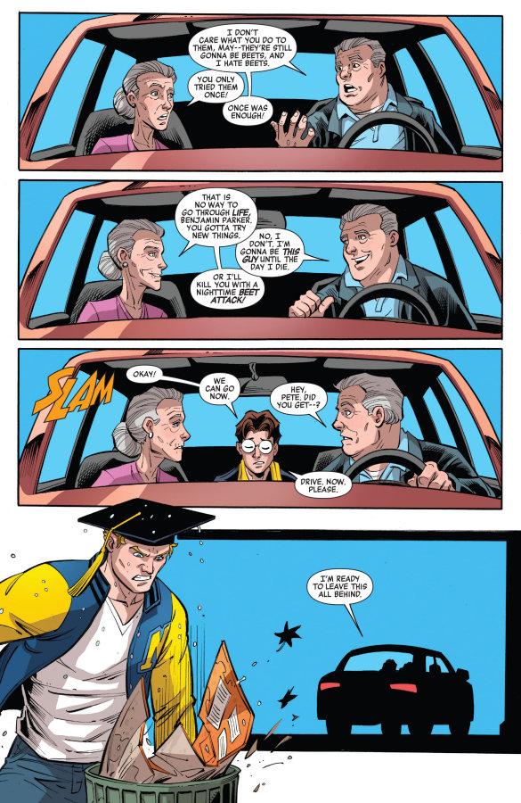 Heroes Reborn Peter Parker, The Amazing Shutterbug