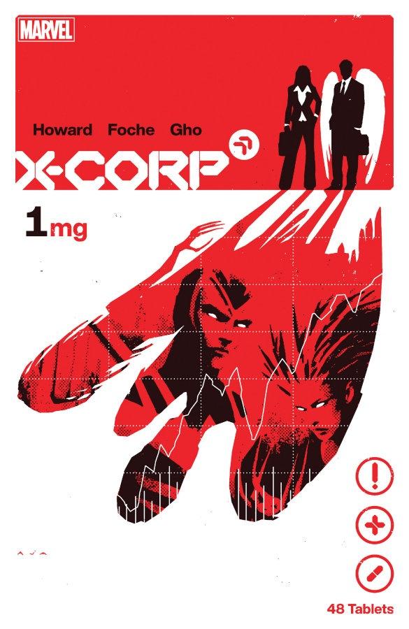 """""""X-Corp #1"""" (2021) – Recenzja"""
