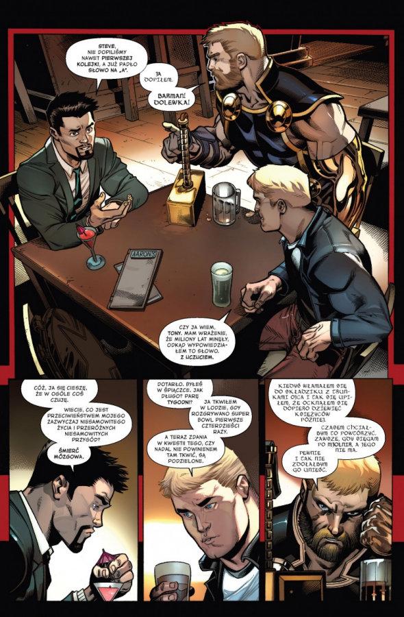 Avengers, Ostatnia Fala