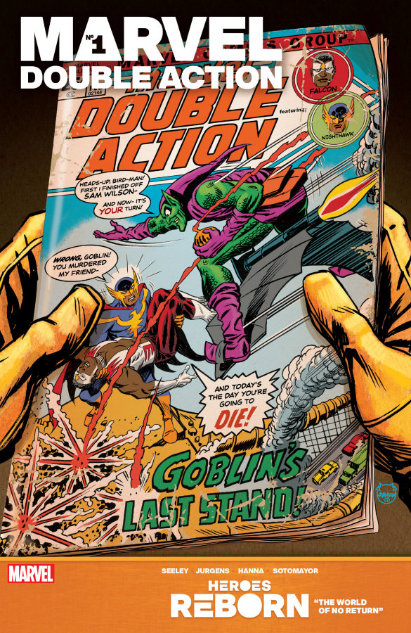 Heroes Reborn, Marvel Double Action