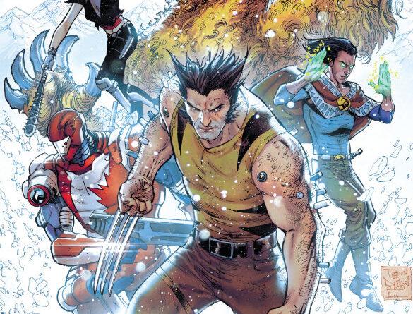 Heroes Reborn, Weapon X & Final Flight