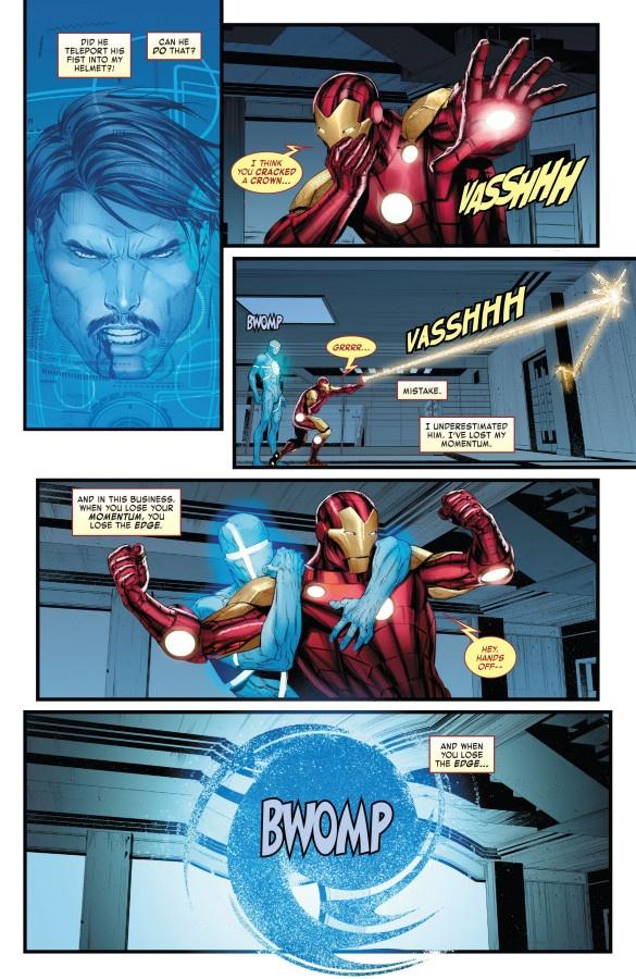 Iron Man Annual