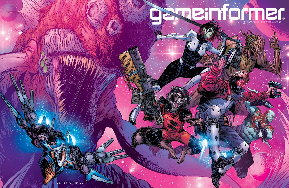 Marvel's Guardians of the Galaxy, Game Informer