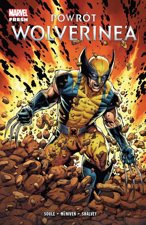 """""""Powrót Wolverine'a"""" – Recenzja"""
