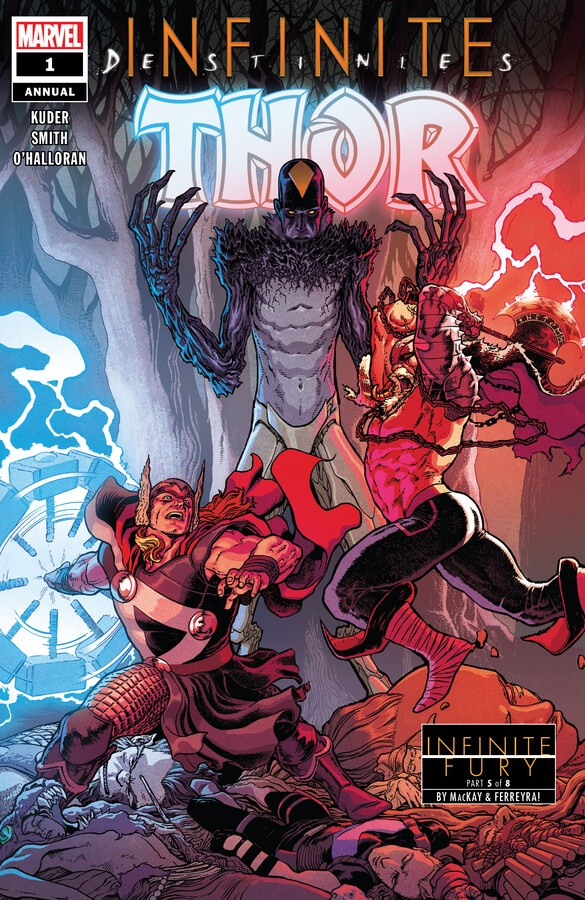 """Thor Annual #1"" (2021) – Recenzja"