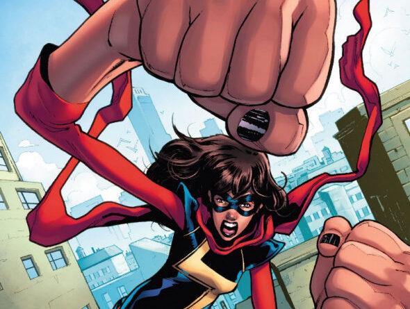 Ms Marvel: Raz za razem