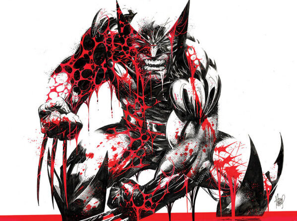 Wolverine Czerń, Biel, Krew