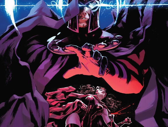 X-Men The Trial of Magneto