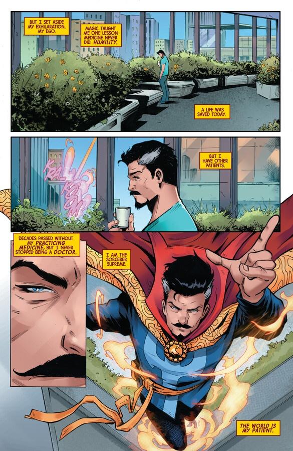 Death of Doctor Strange