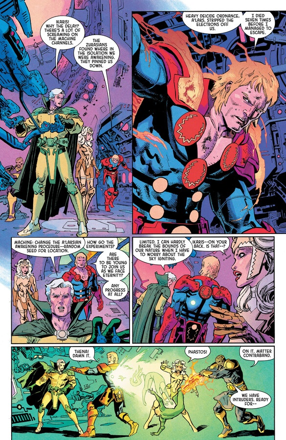 Eternals: Thanos Rising