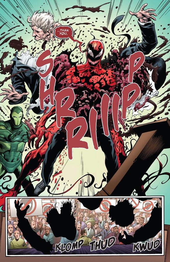 Extreme Carnage: Omega #1